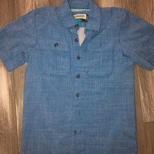 Boys Magellan fishing shirt